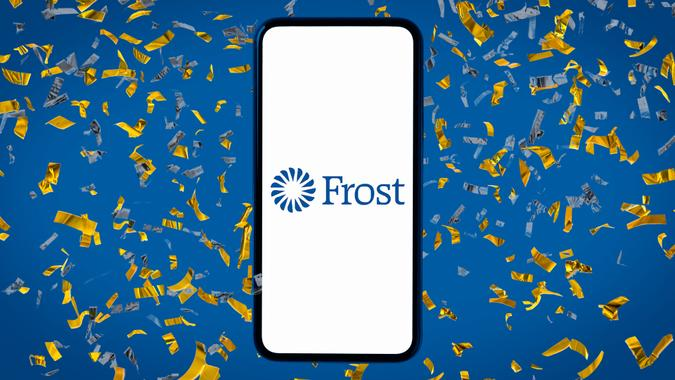 Frost Bank promotions