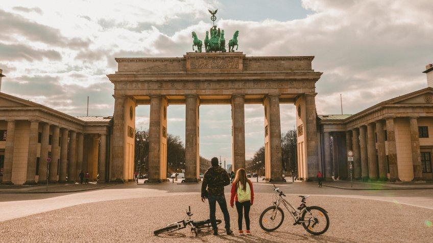 Berlin / Germany - 04.