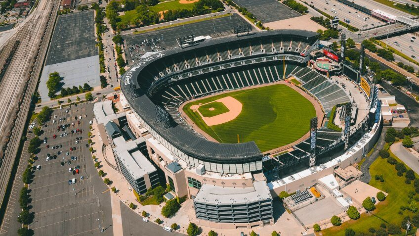 Guaranteed Rate Field baseball park