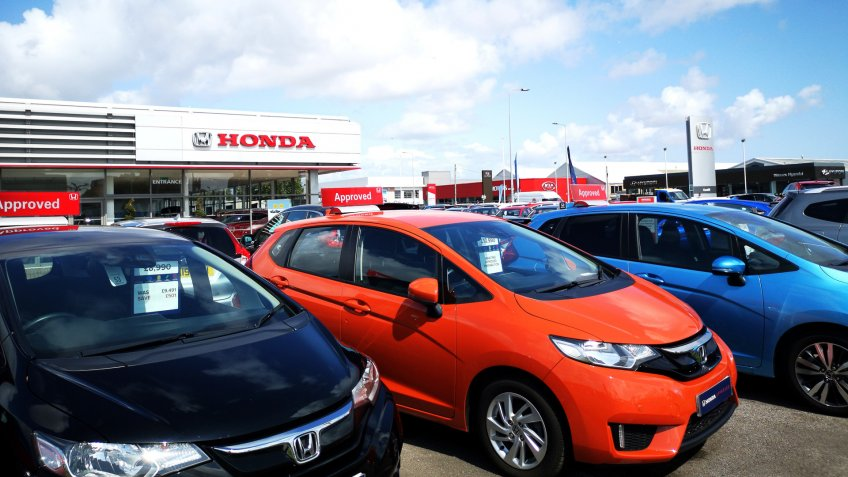 Honda Car Dealership