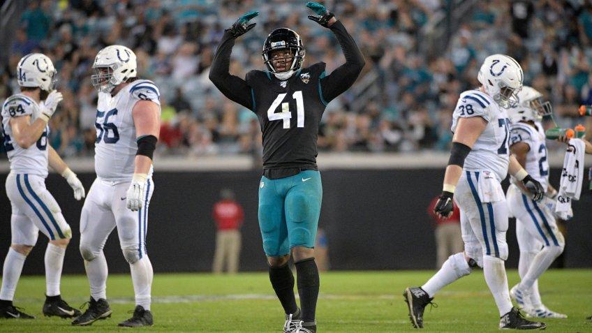 Jacksonville Jaguars, linebacker, Josh Allen