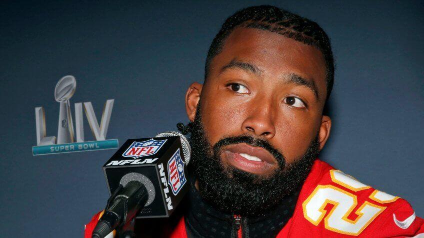 Kendall Fuller, football, NFL