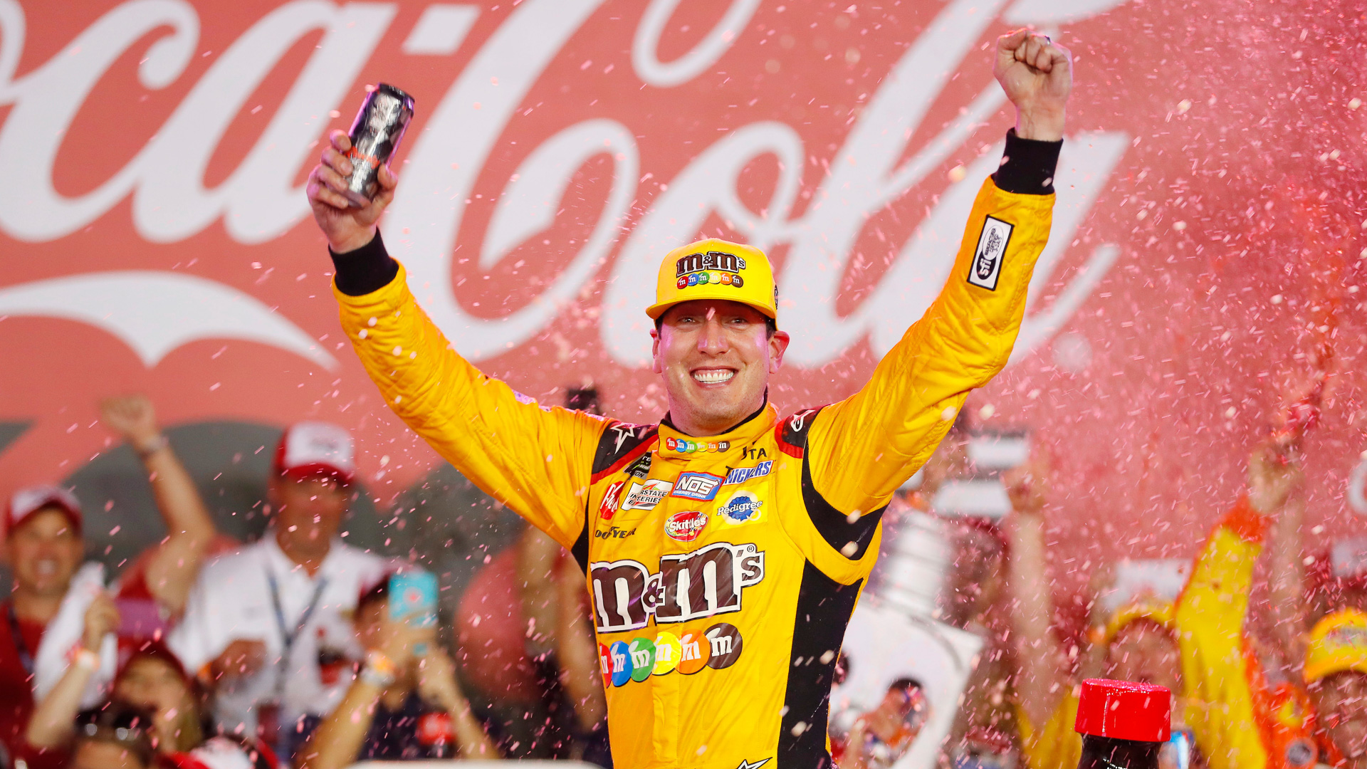 How Rich Is NASCAR Driver Kyle Busch?