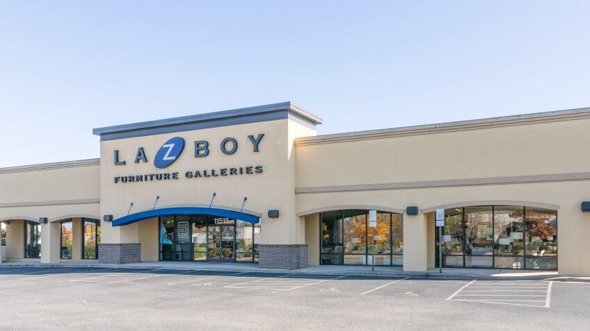 La-Z-Boy store