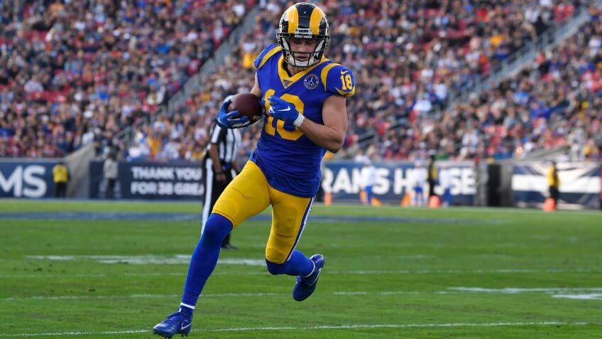 Los Angeles Rams, wide receiver, Cooper Kupp