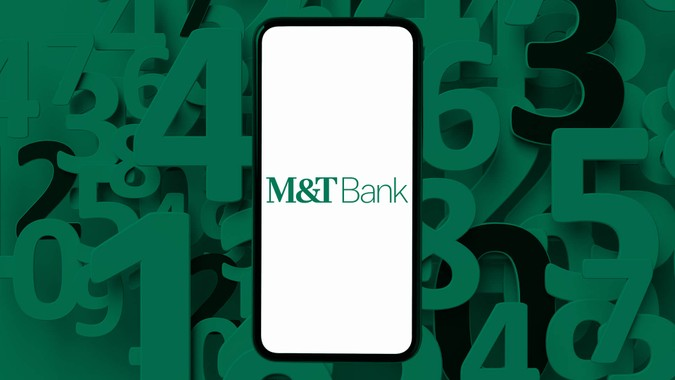 M&T Bank routing number