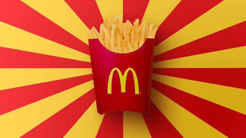 McDonalds fast food chain