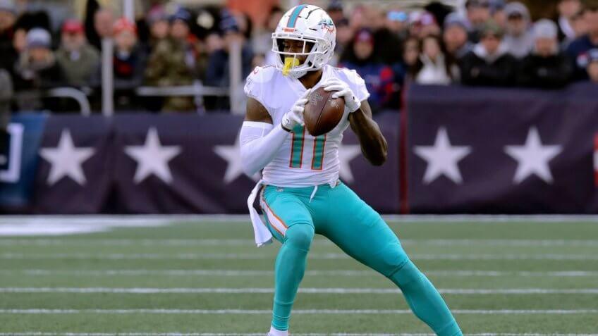 Miami Dolphins, wide receiver, DeVante Parker