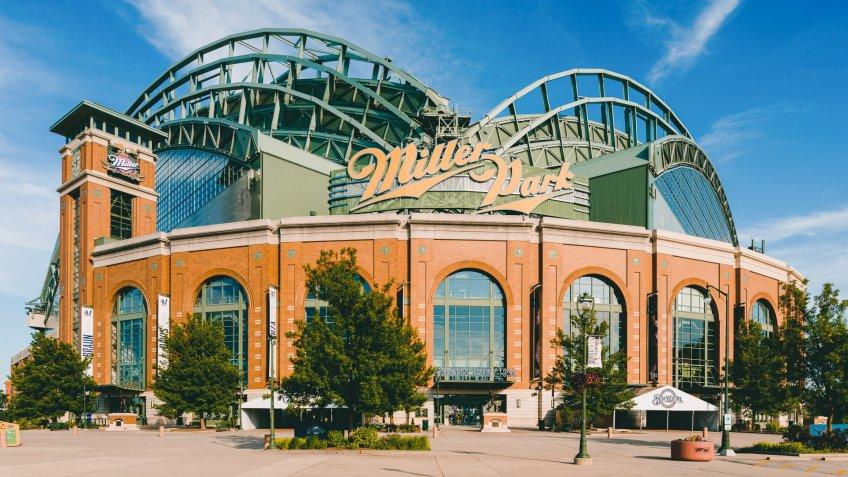 Miller Park baseball park