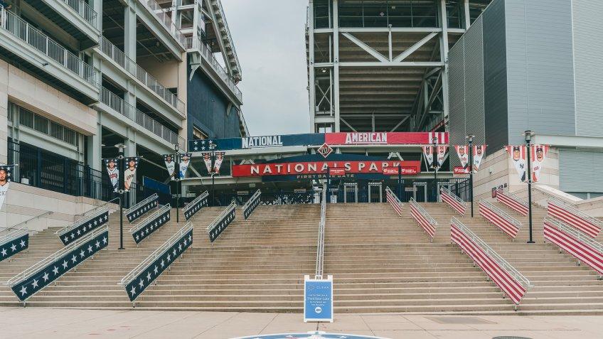 Nationals Park baseball park