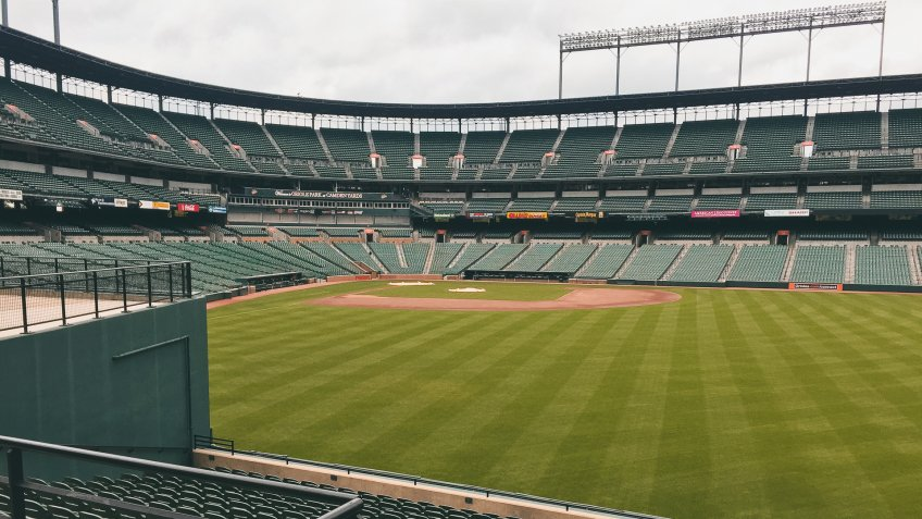 Oriole Park at Camden Yards baseball park