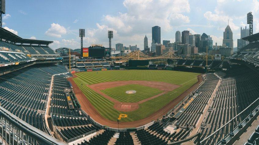 PNC Park baseball park