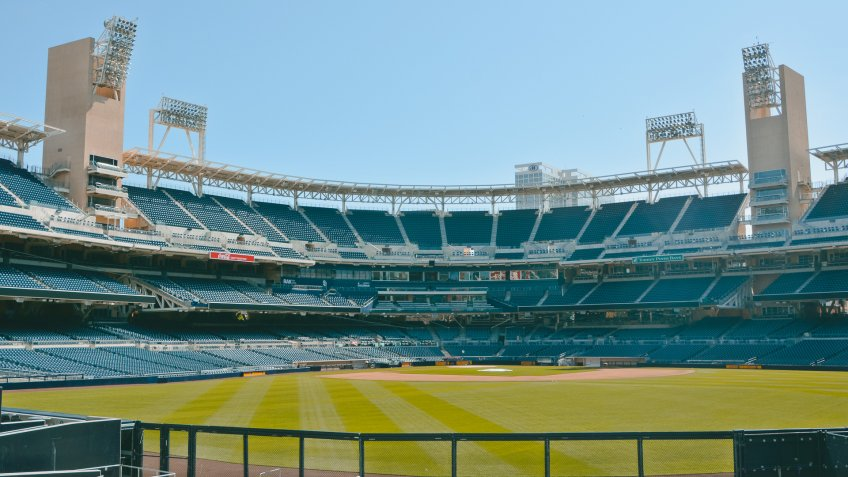 Petco Park baseball park