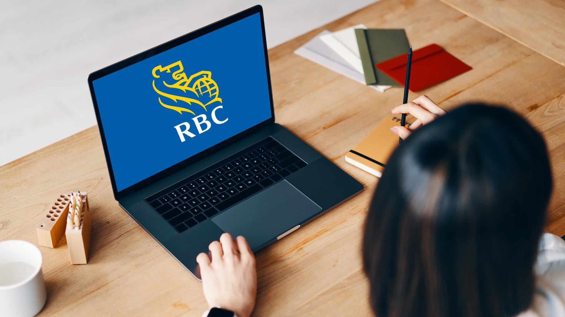 RBC bank computer login