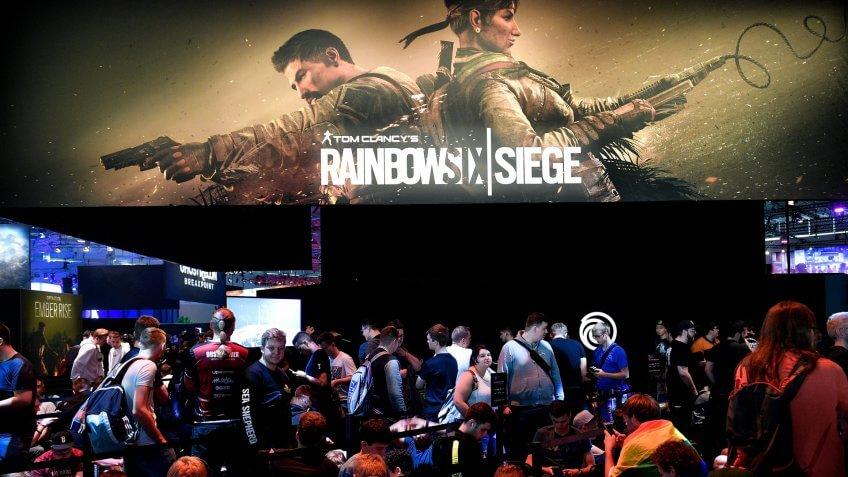 Rainbow Six Siege at Gamescom 2019