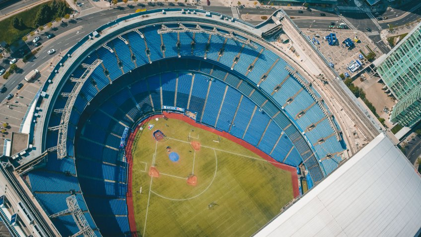 Rogers Centre baseball park