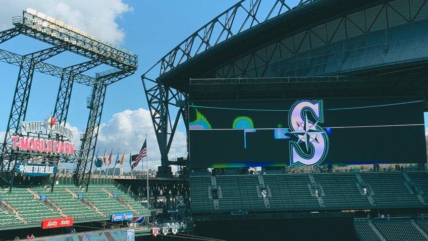 T-Mobile Park baseball park