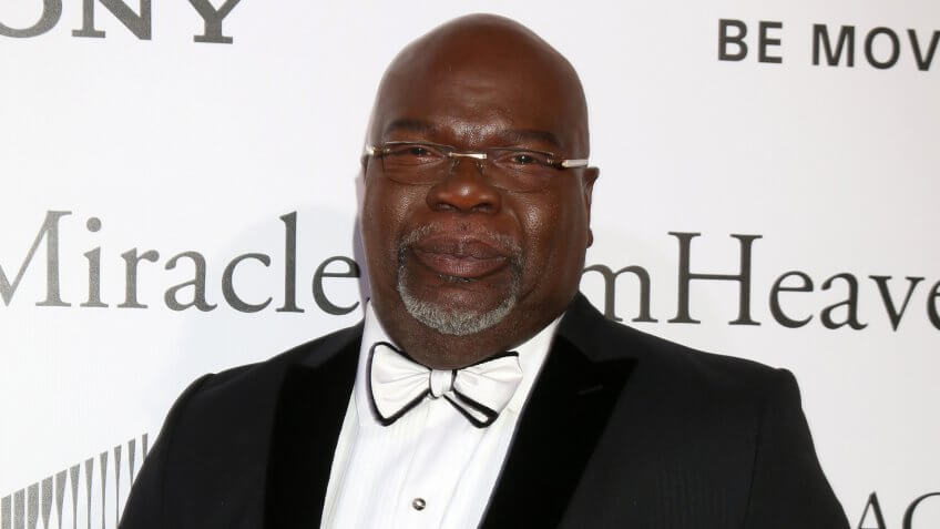 TD Jakes chairman of T.D. Jakes Foundation