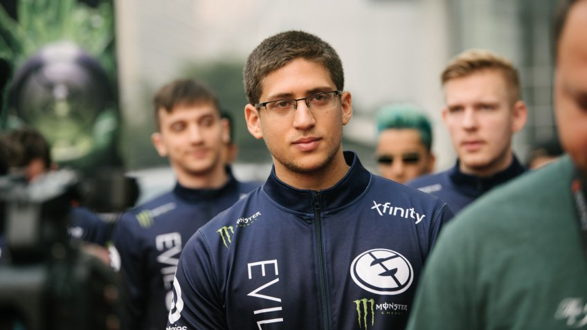 Tal Aizik aka Fly on Evil Geniuses.