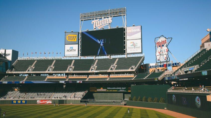 Target Field baseball park