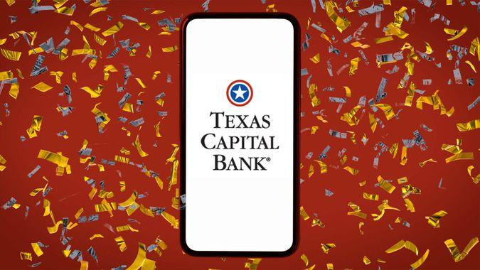 Texas Capital Bank promotion