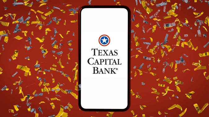 Texas Capital Bank promotion