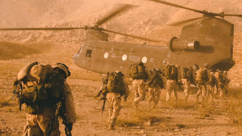 Operation Mountain Viper put the soldiers of A Company, 2nd Battalion 22nd Infantry Division, 10th Mountain in the Afghanistan province of Daychopan to search for Taliban and or weapon caches that could be used against U.