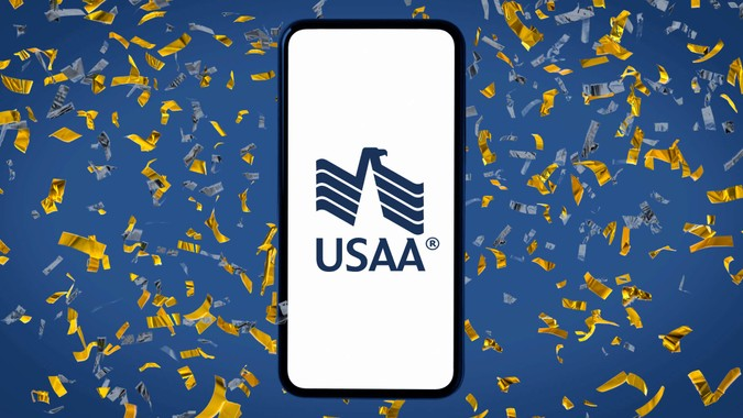 USAA bank promotions