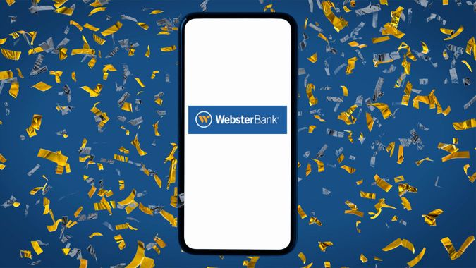 Webster bank promotions