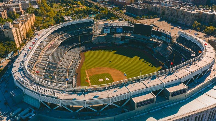 Yankee Stadium baseball park