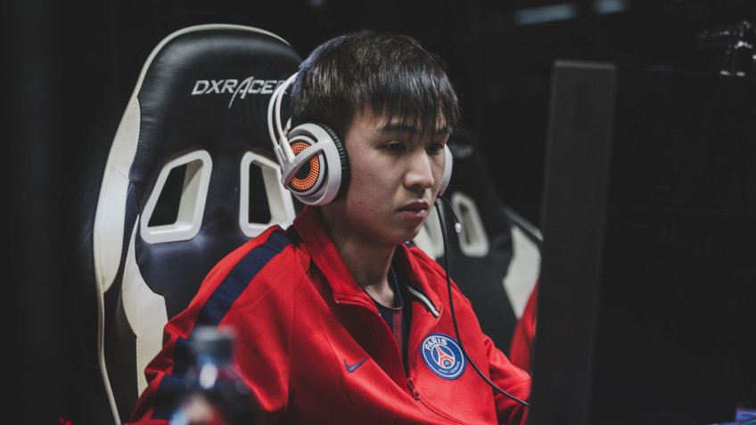 Yap, Jianwei aka xNova on esports Team PSG.