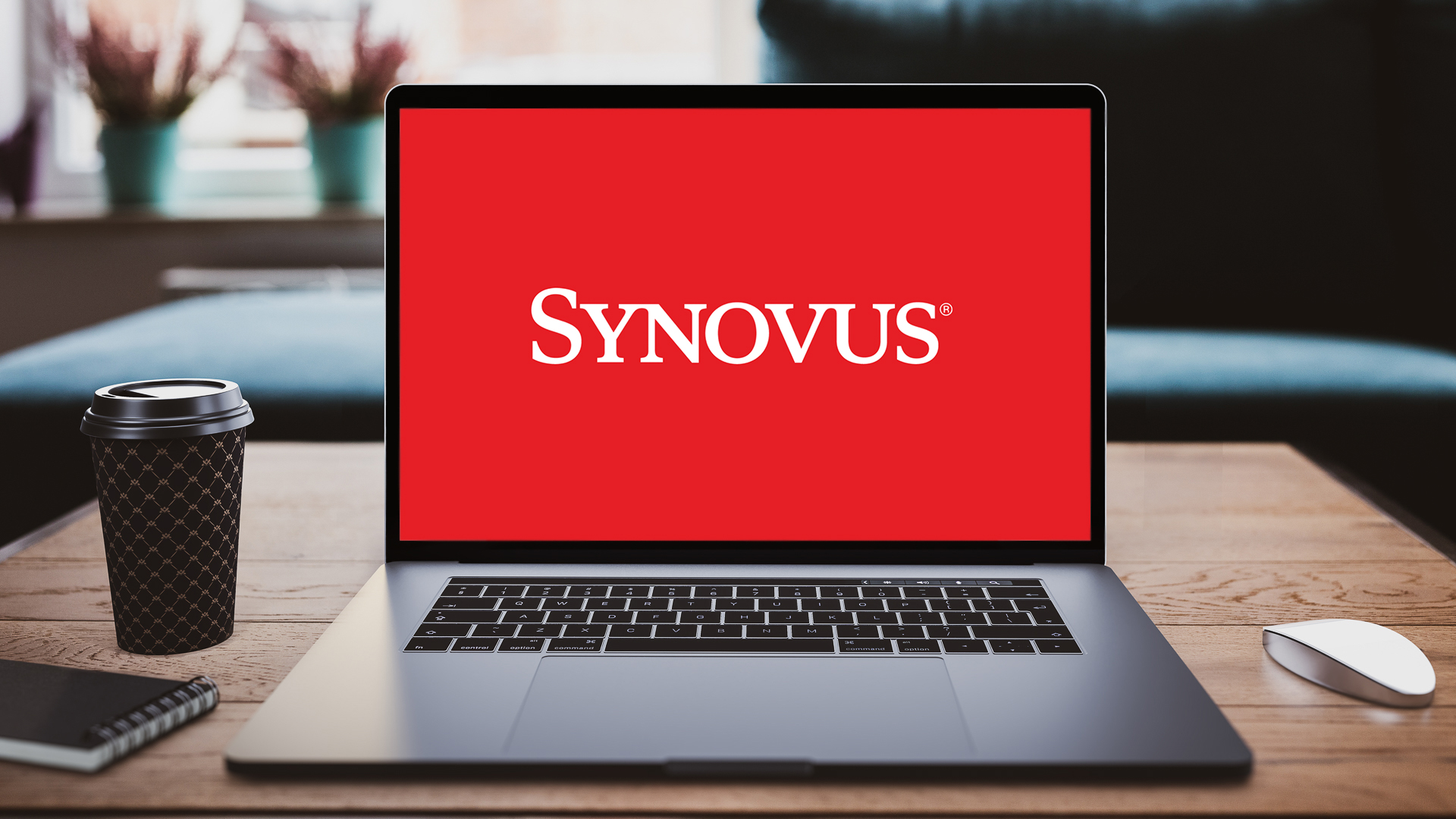 Synovus Bank website