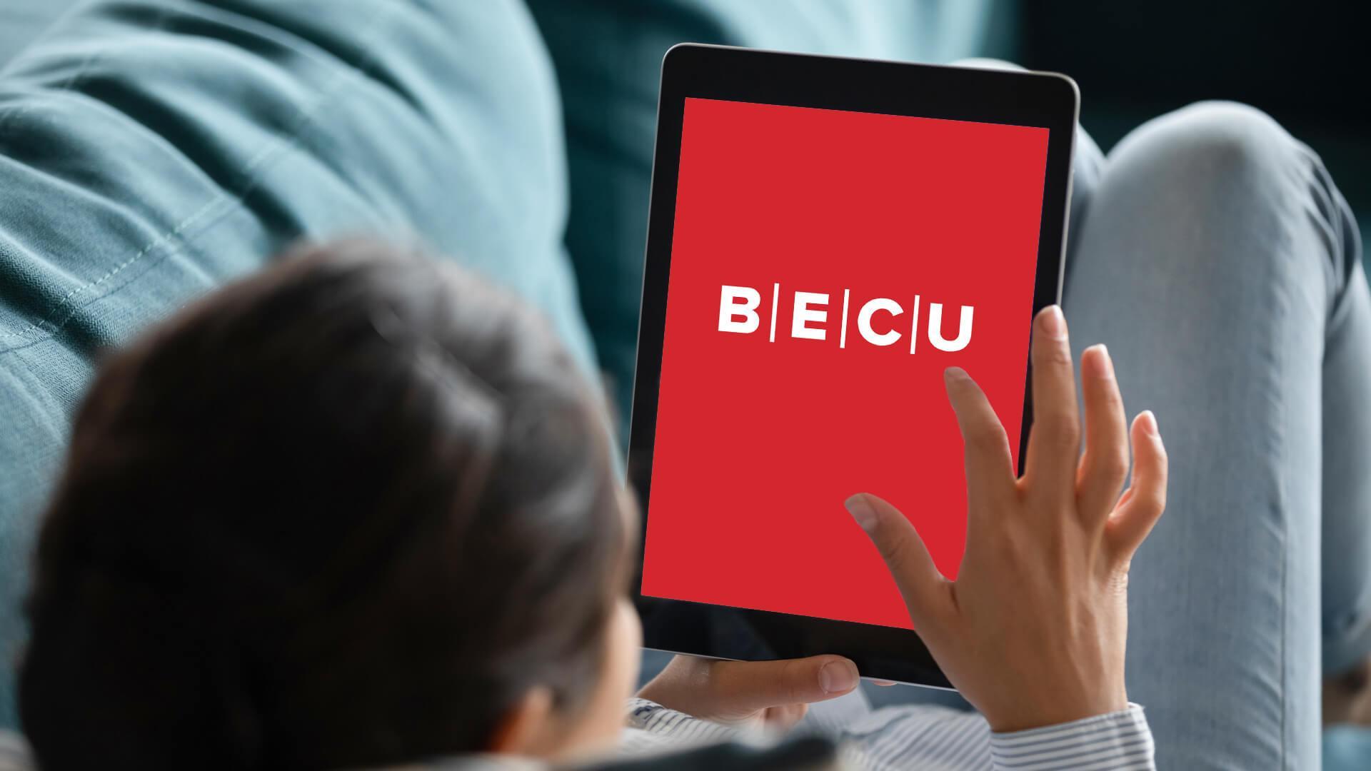 BECU bank mobile app
