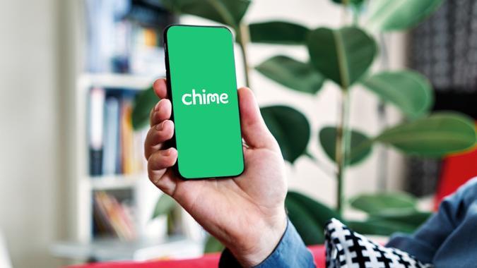 Chime mobile app