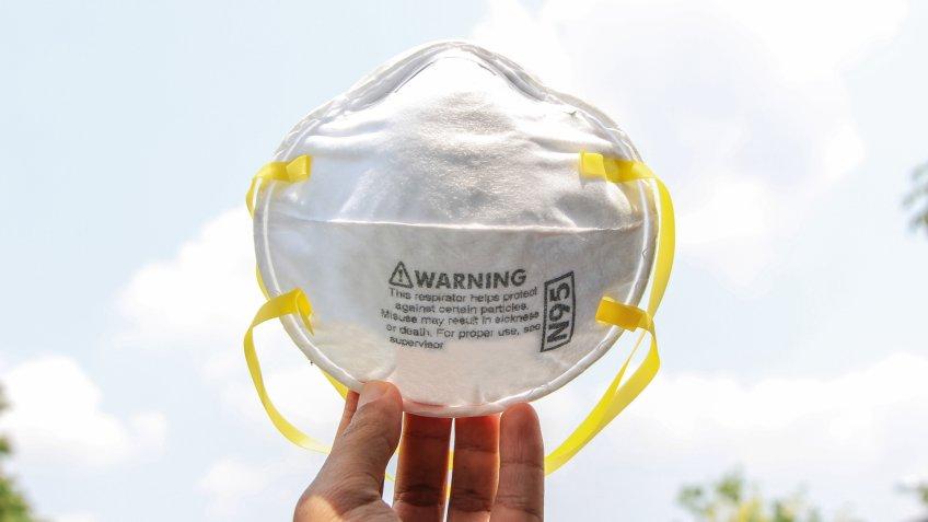 n-95 health mask
