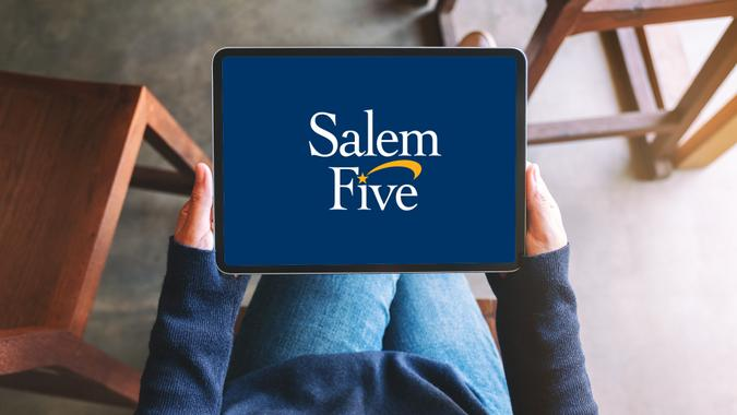 Salem Five mobile app