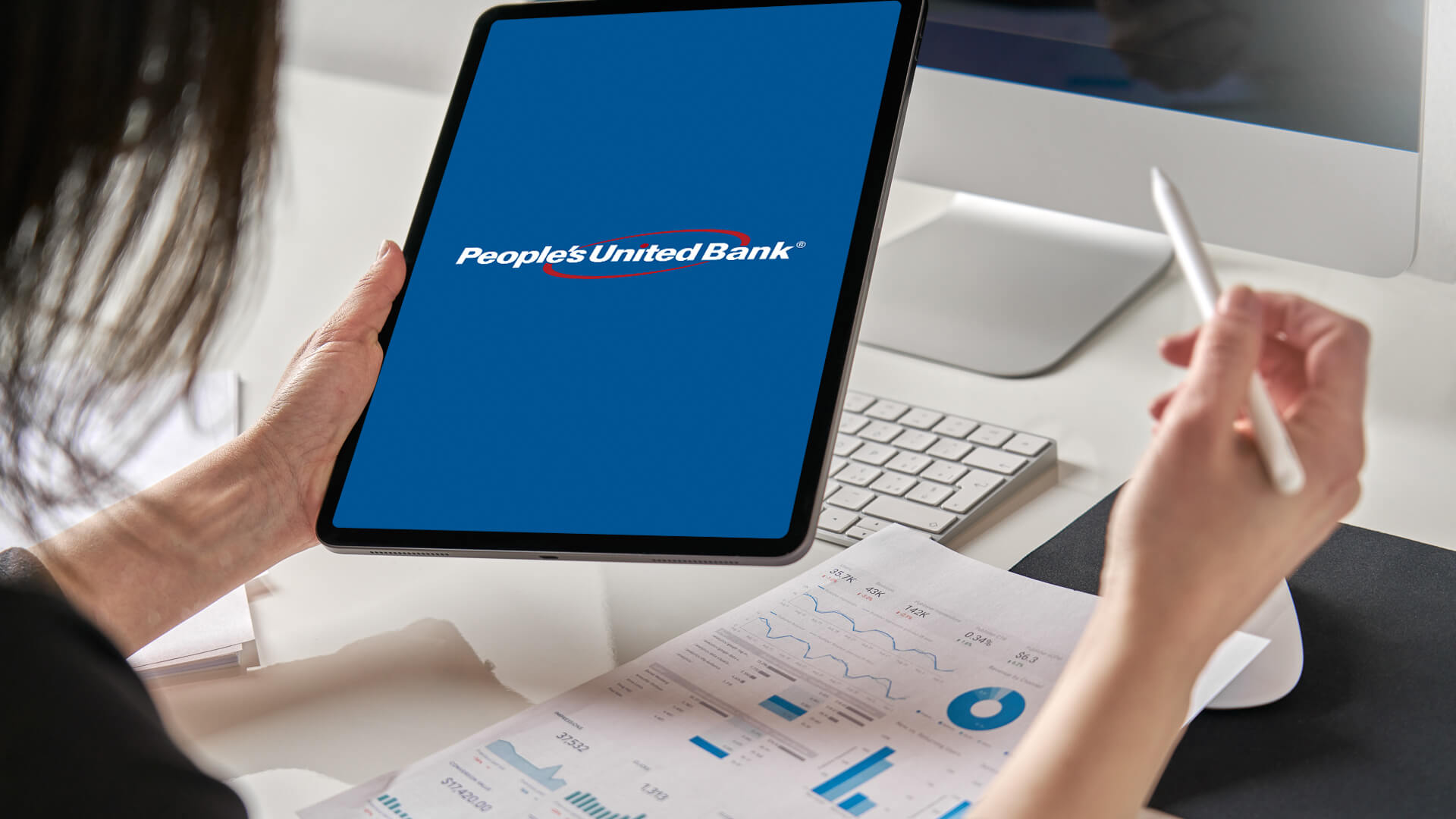 People's United bank mobile app