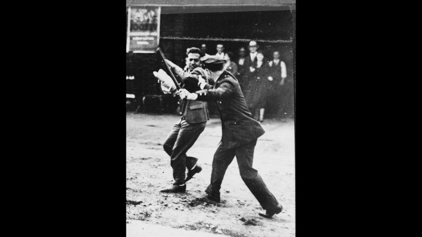 1934 West Coast waterfront strike