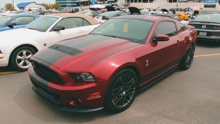 2014 Ford Shelby Mustang GT