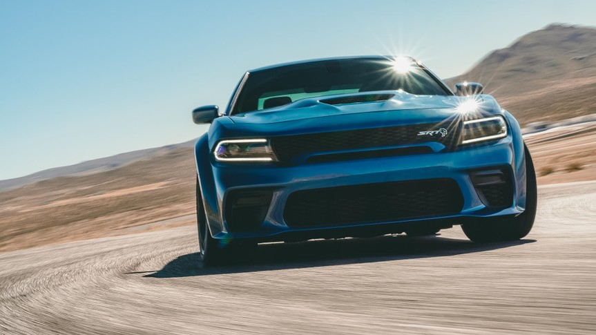The 2020 Dodge Charger SRT Hellcat Widebody is the most powerful and fastest production sedan in the world.