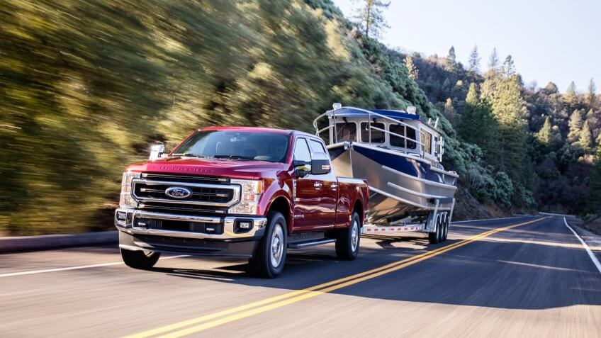 Most powerful Super Duty yet launches with two new engine offerings including all-new advanced 7.