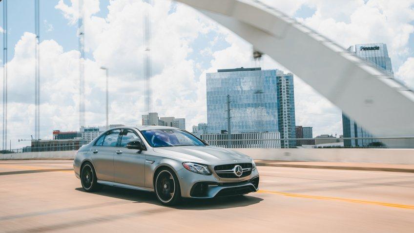 2020 Mercedes Benz AMG E 63 S