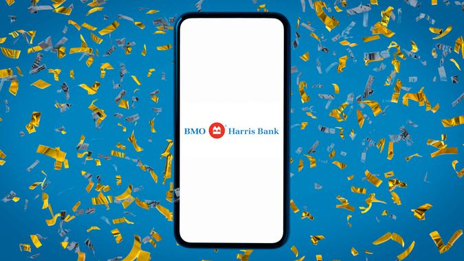 BMO Harris Bank promotions