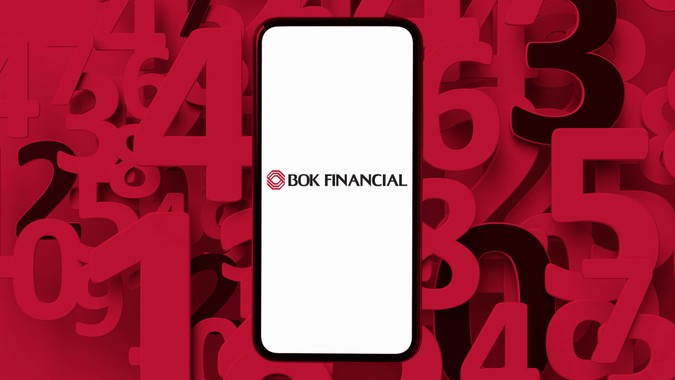 BOK Financial routing number