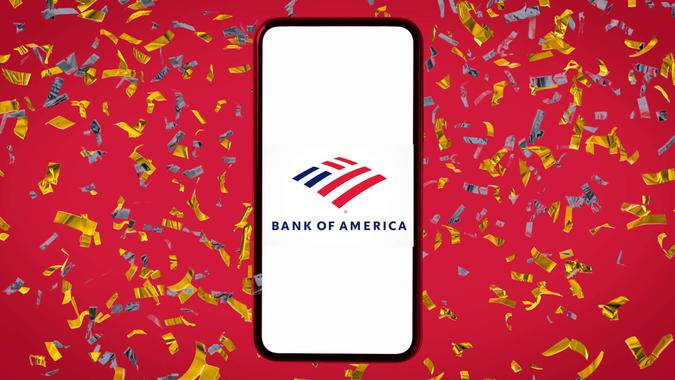 Bank of America bank promotions