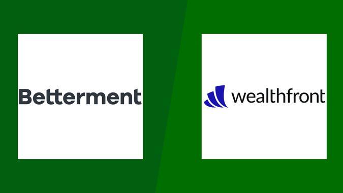 Betterment vs Wealthfront banks