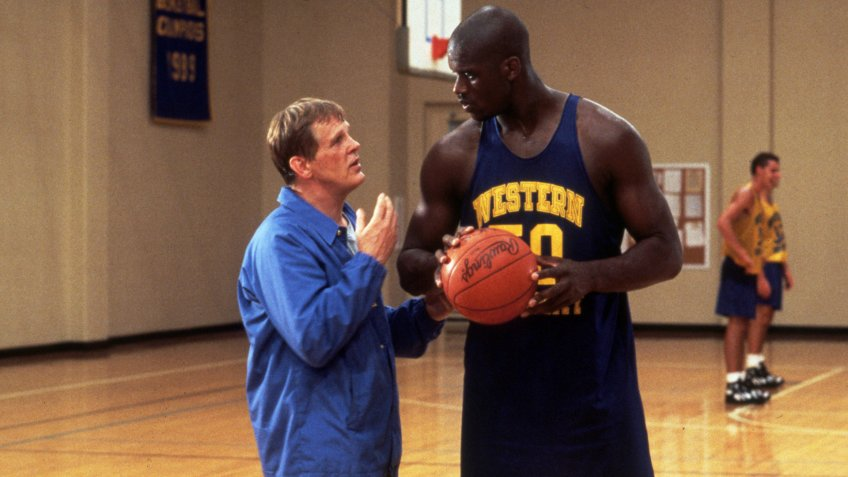 Editorial use onlyMandatory Credit: Photo by Snap/Shutterstock (390906cu)FILM STILLS OF 'BLUE CHIPS' WITH 1994, WILLIAM FRIEDKIN, NICK NOLTE, SHAQUILLE O'NEAL IN 1994VARIOUS.