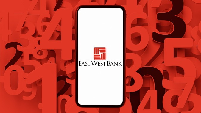 East West Bank routing number