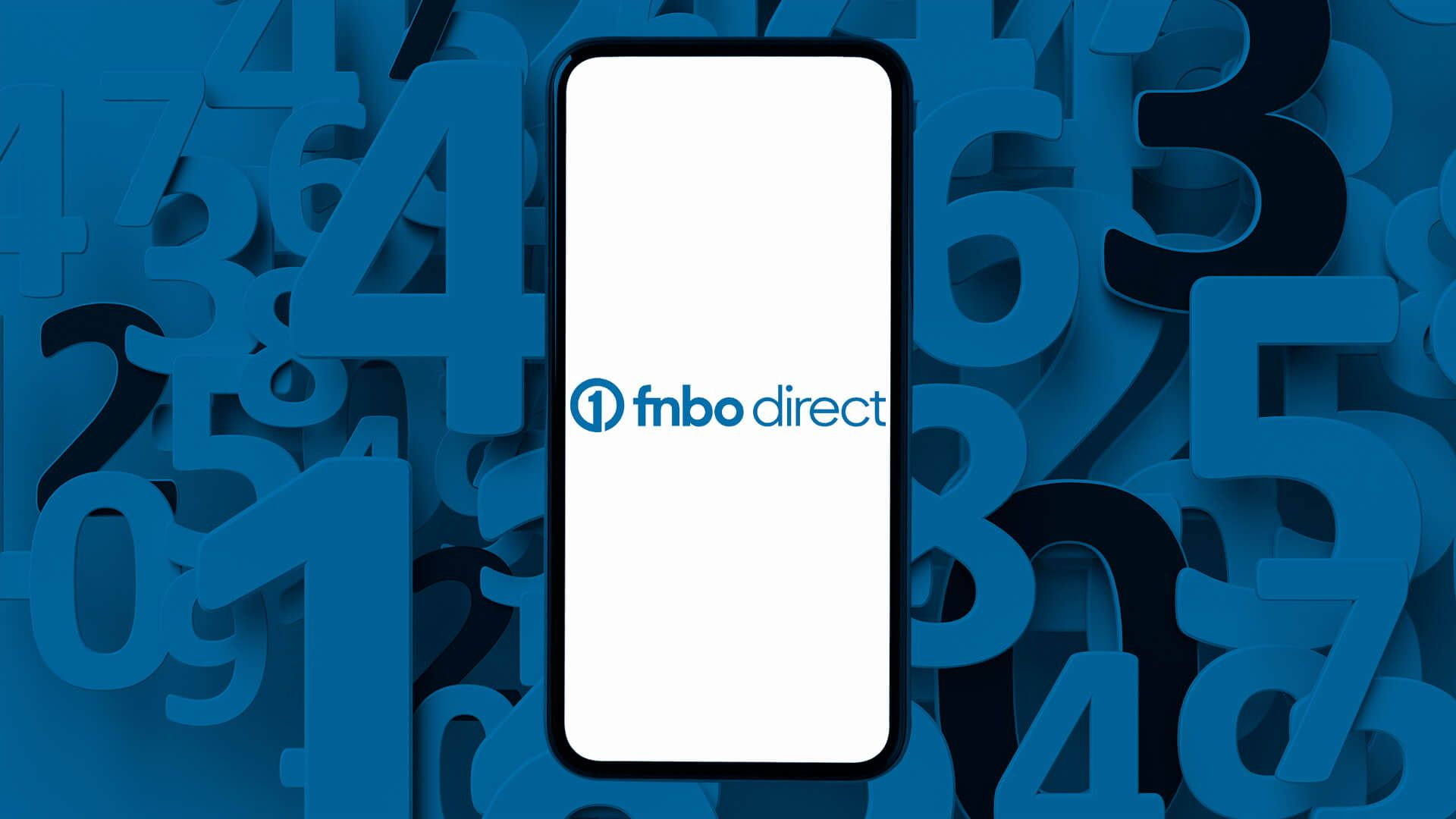 FNBO Direct routing number
