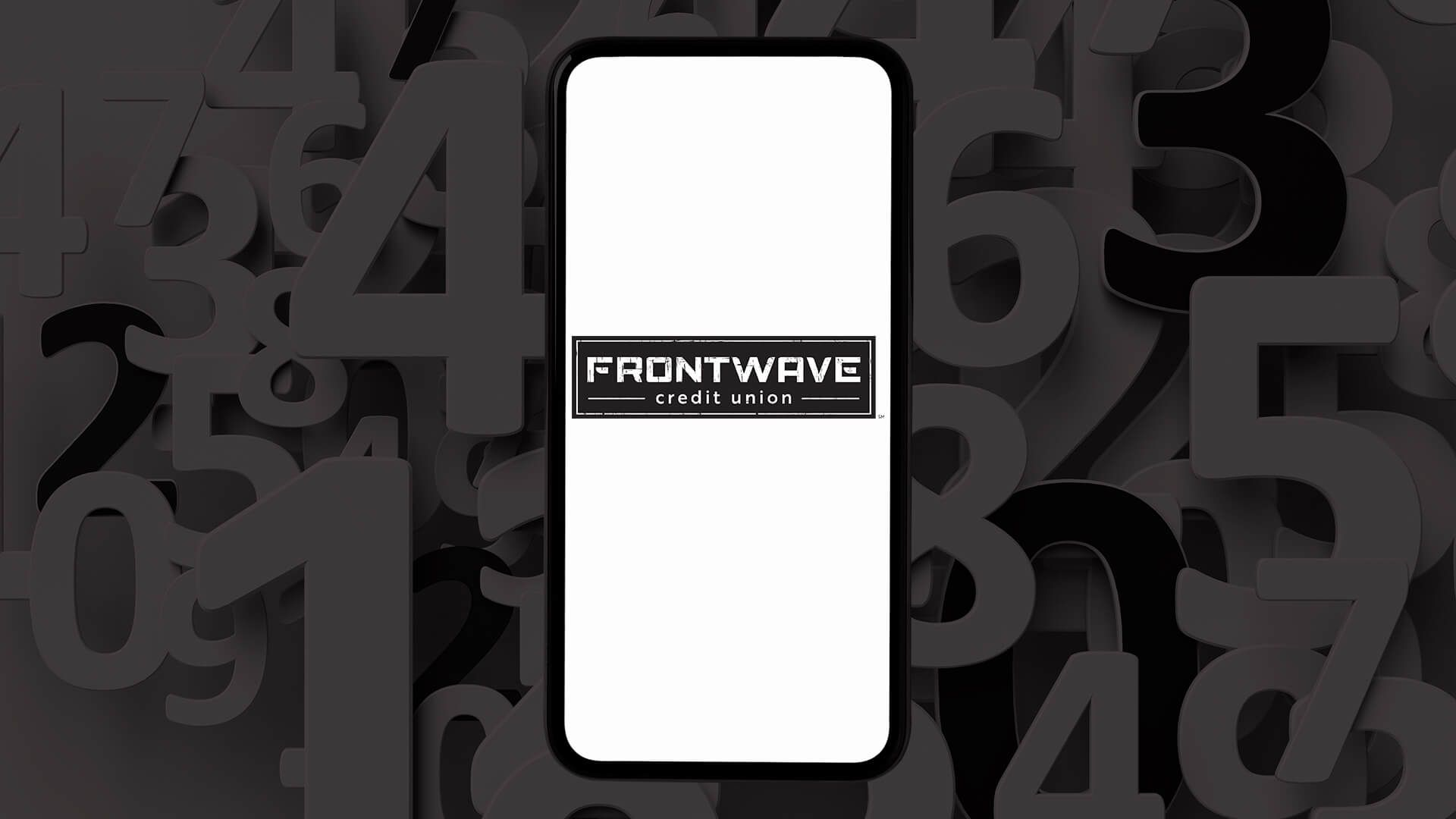 Frontwave credit union routing